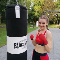 Personal trainer in Kickboxing and English Boxing, Champion of Ukraine-2017 in Kickboxing ISKA